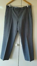 Marks and Spencers Trousers Regular Fit Blue 36/29  K2771