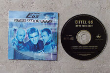 "CD AUDIO MUSIQUE INT / EIFFEL 65 ""MOVE YOUR BODY"" 1999 CD SINGLE 2T ITALODANCE"