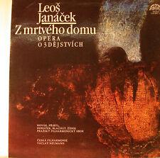 """LEOS JANACEK - ZMRTVEHO DOMU OPERA  12"""" LP (L112)"""