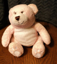 Koala Baby pink cream bear plush