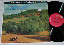 COPLAND APPALACHIAN SPRING TENDER LAND SUITE  RCA LIVING STEREO LSC-2401 LP