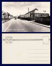 UK SCOTLAND ABERDEENSHIRE OLD MELDRUM COMMERCIAL ROAD REAL PHOTO CIRCA 1950