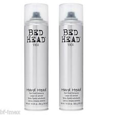 Tigi BED HEAD  Hard Head Haarspray Hairspray für Starken Halt 2 x 385 ml