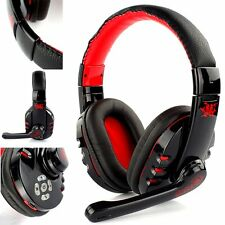 V8 Wireless Bluetooth Gaming Headset Earphone Headphone For Cell Phone Tablet PC