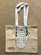 Schuh ADIDAS Canvas Tote Shopper Bag Borsa 40cm x 34cm x 12cm