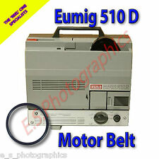 EUMIG Mark 510D 8mm Cine Projector Belt (Main Motor Belt)