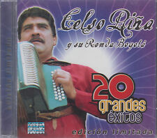 CD - Celso Pina Y Su Ronda Bogota NEW 20 Exitos Edicion Especial FAST SHIPPING !