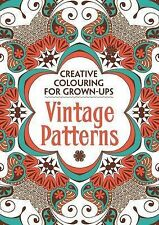 Vintage Patterns: Creative Colouring for Grown-ups,GOOD Book