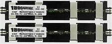 8GB 2X4GB memory for APPLE MAC PRO 2008 with 2.8, 3.0 & 3.2GHz Quad Core Xeon