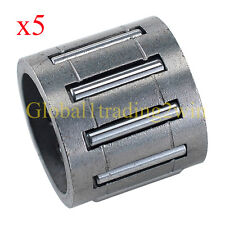 5X Clutch Needle Bearing For STIHL 021 023 024 025 026 026 Pro MS260 MS290 MS360