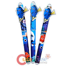 Finding Dory Pen Set 3pc Black Ink Nemo Ball Pens Stationery Office Supplies