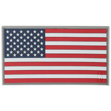 PVC Patch - MAXPEDITION - USA - US FLAG - STANDARD - FULL COLOR scheme