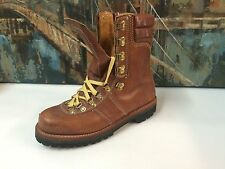 MONTBLANC 6.5 D VTG SEARS  MOUNTAINEER HIKING WORK THINSULATE BOOTS 86088-687