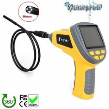 "EYOYO 3.5""LCD 4 LED Industriale Video Ispezione Endoscopio 10mm Videocamera"