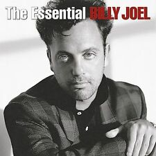 2 CD THE ESSENTIAL BILLY JOEL with WE DIDN'T START THE FIRE & PIANO MAN 36 SONGS