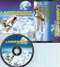 LASERDANCE-STRIKES BACK-2000-GERMANY-ZYX MUSIC 20545-2-CD-MINT-