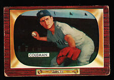 1955 BOWMAN #99 JERRY COLEMAN YANKEES HALL OF FAMER