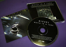 CD DIESEL (DUTCH) - WATTS IN A TANK (1980) * ONE WAY 2002 RI USA REMASTERED * nm