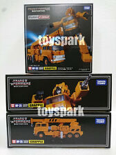 In Stock !! Takara Tomy Transformers Masterpiece MP-35 GRAPPLE G1 action figure