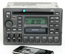 Volvo 40 70 90 Series 97-04 Radio AM FM CD CS w Bluetooth Music 3533771-1 SC-816