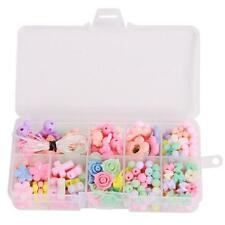 1Box Mixes Colors Jewelry Beads For Kids Child Crafts Educational Training DIY B