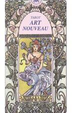 Tarot Art Nouveau (Primavera) wydanie polskie, napisy po polsku - Polish edition