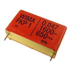 WIMA FKP1 Polypropylen Folien-Kondensator FKP 1 1600V 0,047uF 5% 37,5mm 024085