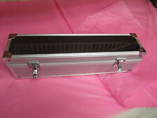 Aluminum Storage & Display Box Case Holds 24 PCGS NGC ANACS Coin Holders Slabs