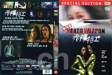 Naked Weapon (2002) - Siu-Tung Ching, Maggie Q, Daniel Wu Yin-Cho  DVD NEW