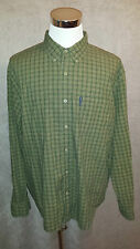 ABERCOMBIE & FITCH Man's Checked Shirt Size: 2XL in VERY GOOD Condition
