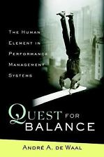 Quest for Balance: The Human Element in Performance Management Systems-ExLibrary