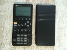 Vintage 1991 Texas Instruments TI-85 Graphing Calculator with Cover!