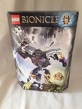 Lego 2015 Bionicle Onua Master of Earth # 70789- NIB Factory Sealed