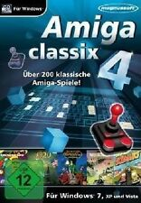 Amiga Classix 4 per Windows 7 (PC) - Nuovo & Subito