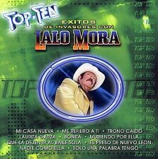 Top Ten: Exitos de Invasores Con Lalo Mora, Lalo Mora, New