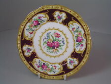 Royal Albert Lady Hamilton placa lateral.