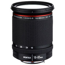 Pentax HD PENTAX-DA 16-85mm F3.5-5.6 ED DC WR Lens (UK Stock) NEW