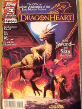 Dragon Heart n°2 1996 ed. Topps Comics  [G.168]