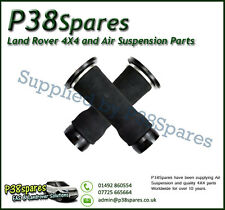 Land Rover Discovery 2 TD5 V8 Rear Air Suspension Spring Bags X2  Dunlop + Clips