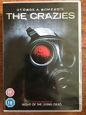 Lane Carroll THE CRAZIES ~ Original 1972 Romero Virous Outbreak Horror | UK DVD