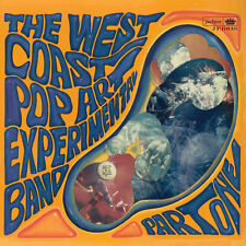 West Coast Pop Art Experimental Band - Part One - MONO LP - Jackpot Records 2017