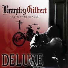 BRANTLEY GILBERT CD - HALFWAY TO HEAVEN [DELUXE EDITION](2011) - NEW UNOPENED