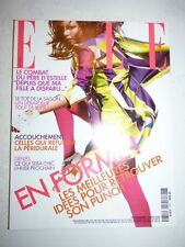 Magazine mode fashion ELLE French #2985 mars 2003 En Forme