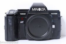 Minolta Maxxum 7000 35mm Film Camera Body Only