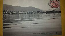 LUINO - VARESE - LAGO MAGGIORE - VIAGGIATA - 1912