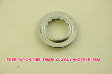 SHIMANO SM-RT67 LOCK RING 40N –m USE WITH DISC BRAKE ROTOR LISTING IS RING ONLY