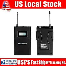 Takstar WPM-200 Receiver Professional Stage Wireless In-Ear Stereo Monitor DC 3V