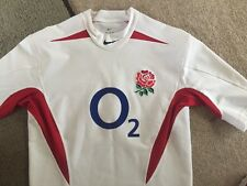 England Rugby Union Jersey Nike Size XL