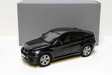 1:18 Kyosho BMW X6M Carbon black DEALER NEW bei PREMIUM-MODELCARS