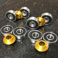Abec 11 Bearings for Scooters Skateboards for 4 wheels